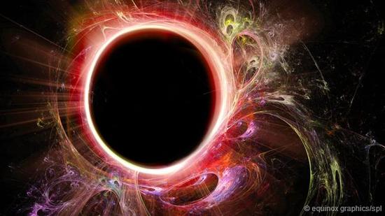 """量子物理学指出,黑洞的边界可能存在一堵""""火墙"""""""